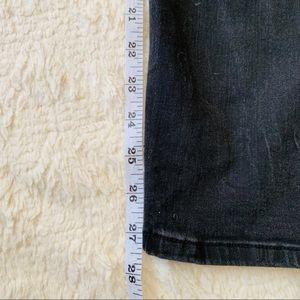 Vanilla Star Pants - Women's size 18 distressed skinny jeans Black GUC